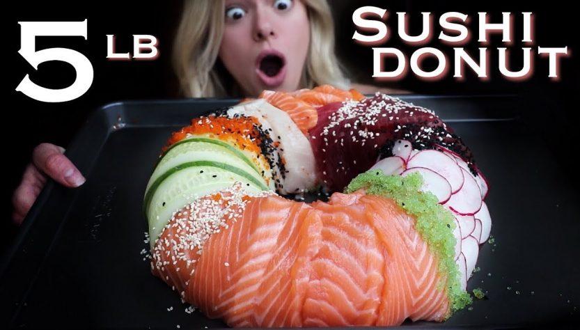 beignets de sushi