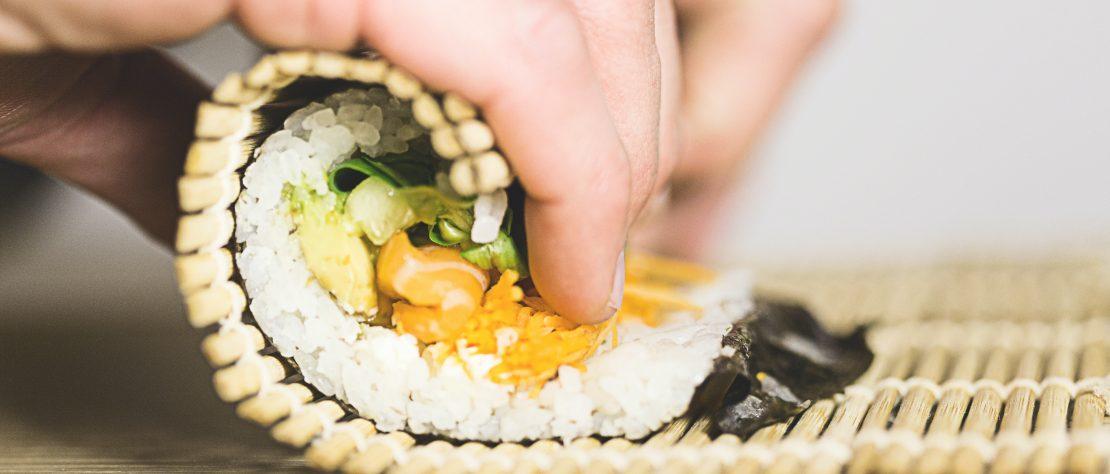 Comment préparer des Sushis pour le déjeuner !