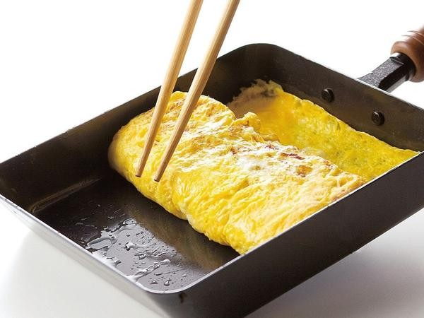Poele Omelette Japonaise