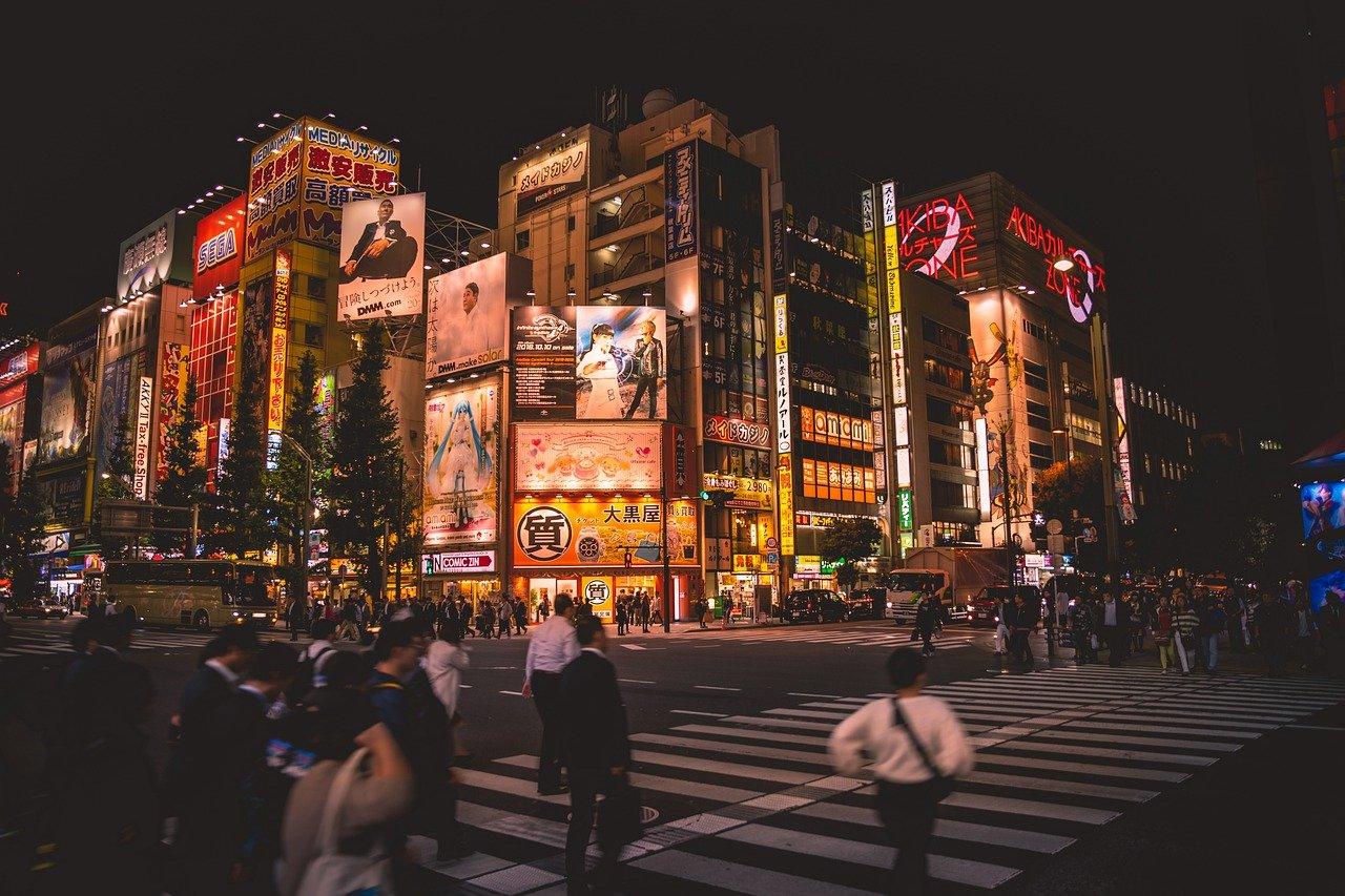 tokyo nuit
