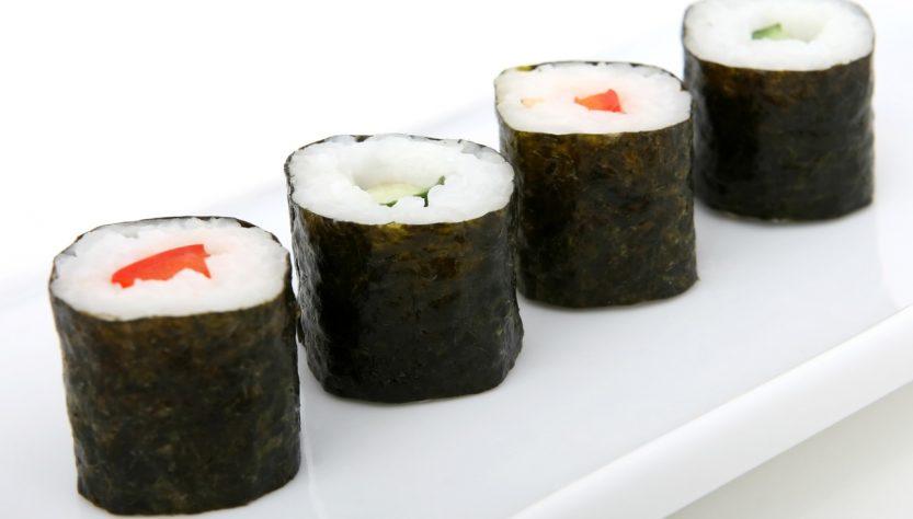 algues japonaises