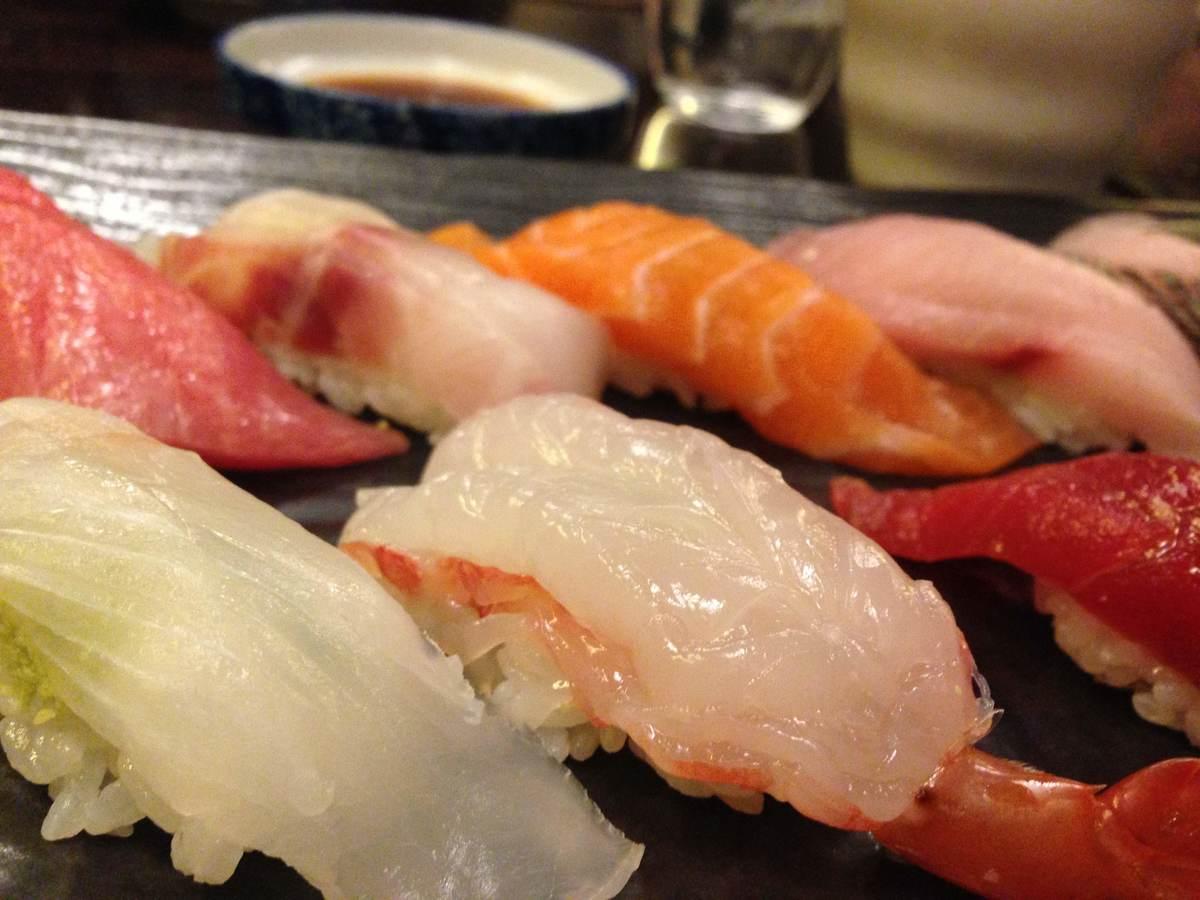 fruits de mer gastronomie japonaise