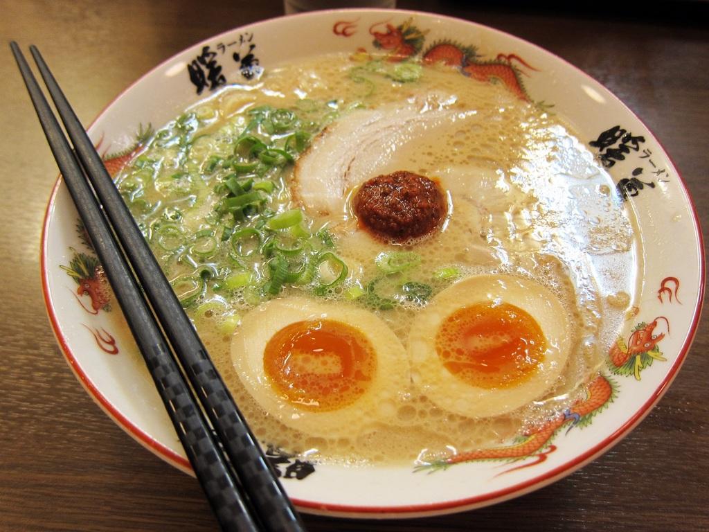 Les restaurants de Ramen se développent