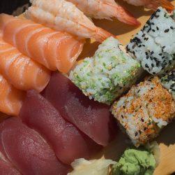 recette Sushi Sashimis