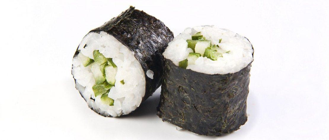 Comment faire des Maki Sushis