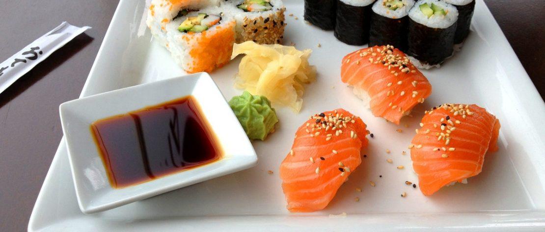 La recette traditionnelle japonaise du vrai sush