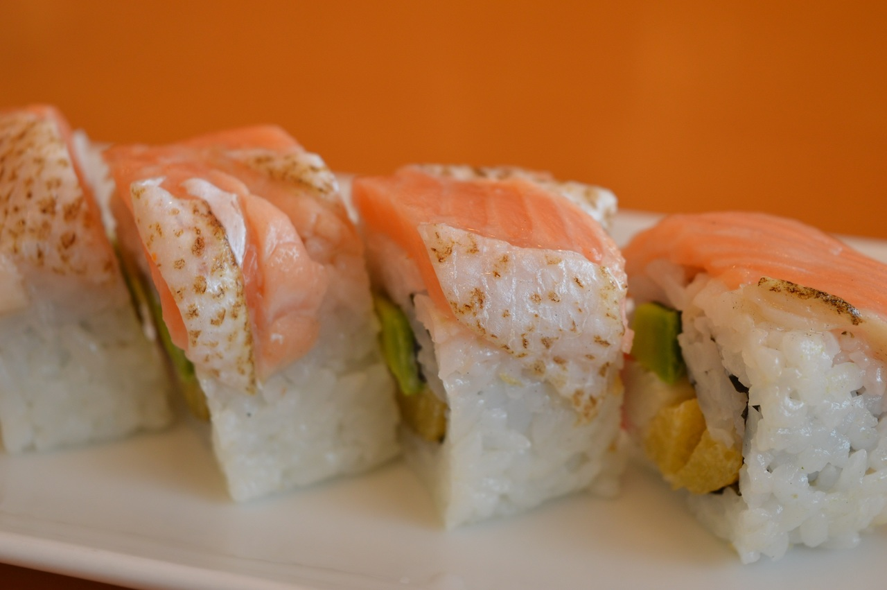 riz recette sushis