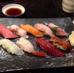 sushis cuisine japonaise