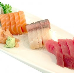 sushis plat exeption