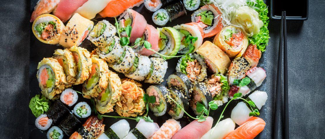 La cuisine japonaise requiert quelques techniques de base